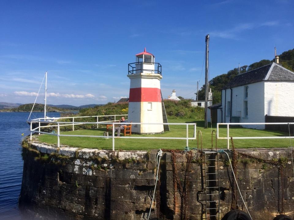 Crinan Lighthouse