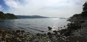 Mussel Bay - Loch Melfort