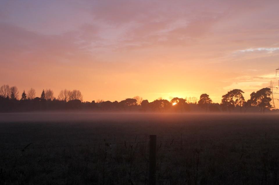 Norfolk sunset 1