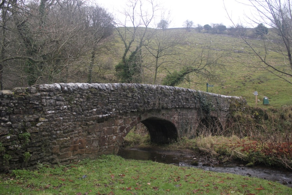 Viator's Bridge - ancient packhorse route