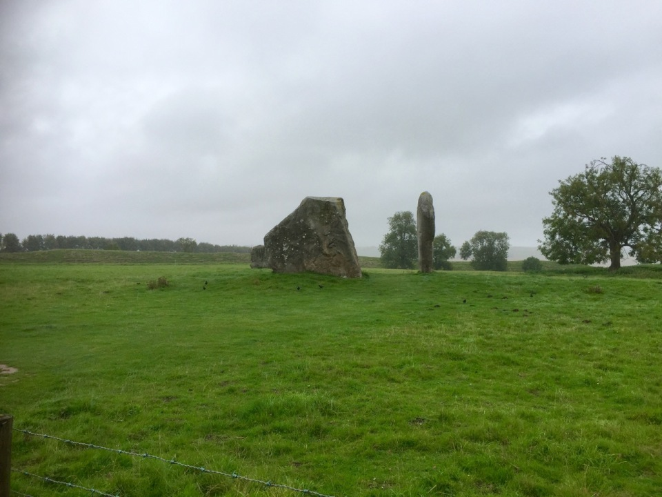 Avebury Stones, some quite large