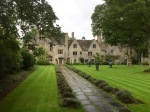 Avebury Manor - nice statues