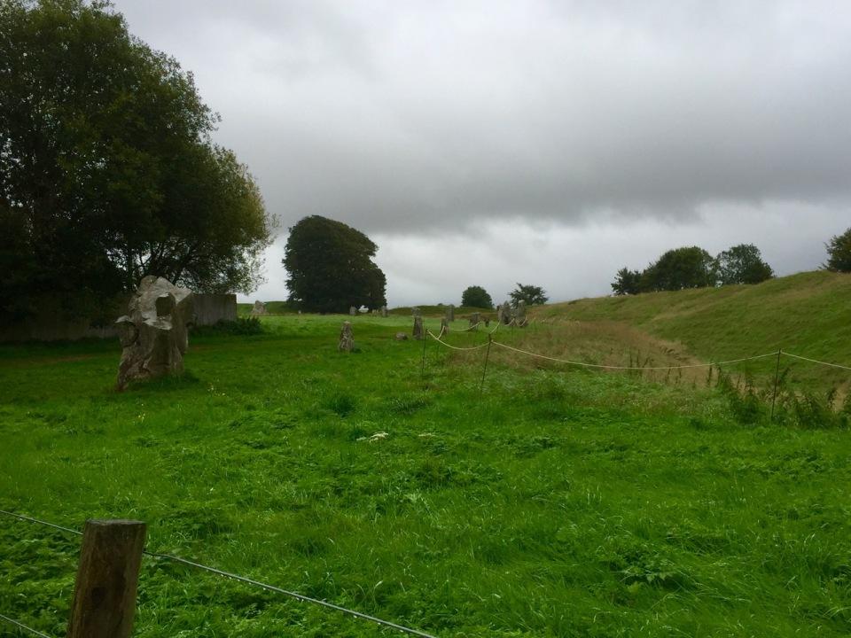 Avebury - more stones