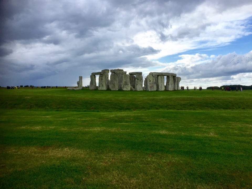 Stonehenge 4 - I wonder what they really used it for