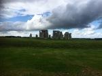 Stonehenge 5 - a brooding sky
