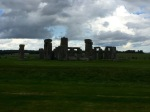 Stonehenge 6 - tumbled stones