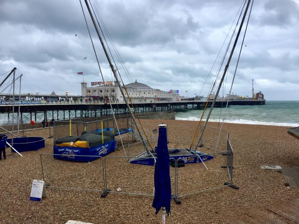 Brighton Pier, still going strong