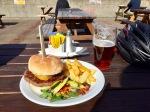 Pub lunch pre ferry