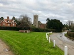 Woodbastwick Church - lovely village too