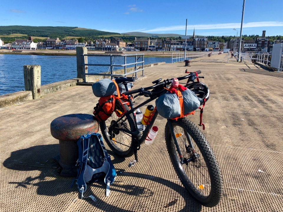 Trek 1120 - ready to go in Helensburgh
