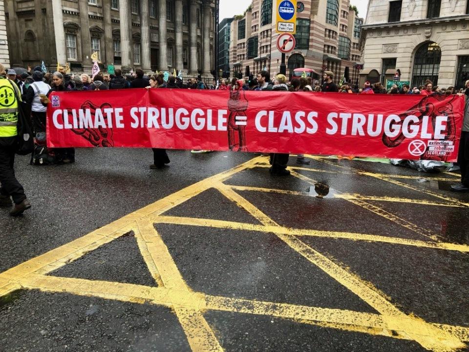 Climate Struggle = Class Struggle