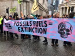 Fossil Fuels = Extinction