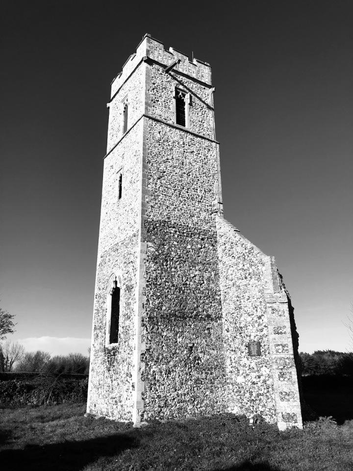 Church near South Walsham