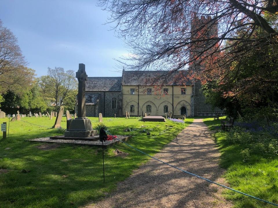 Church near Horning